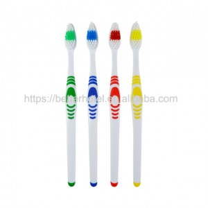 white handle home toothbrush for indian market