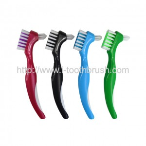 wholesale personal care denture toothbrush with denture box