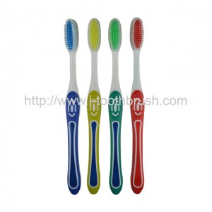 high density bristles big handle home hotel use toothbrush