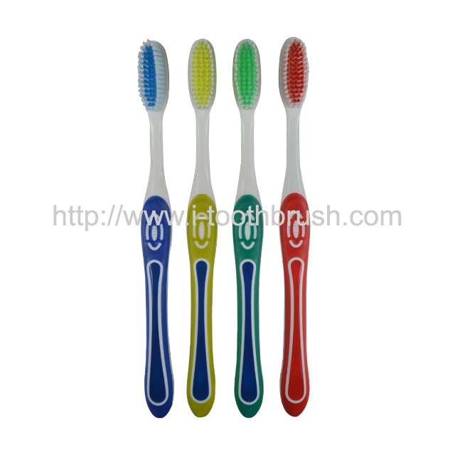 high density bristles big handle home hotel use toothbrush Featured Image