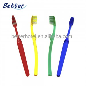 Wholesale cheap disposable adult toothbrush