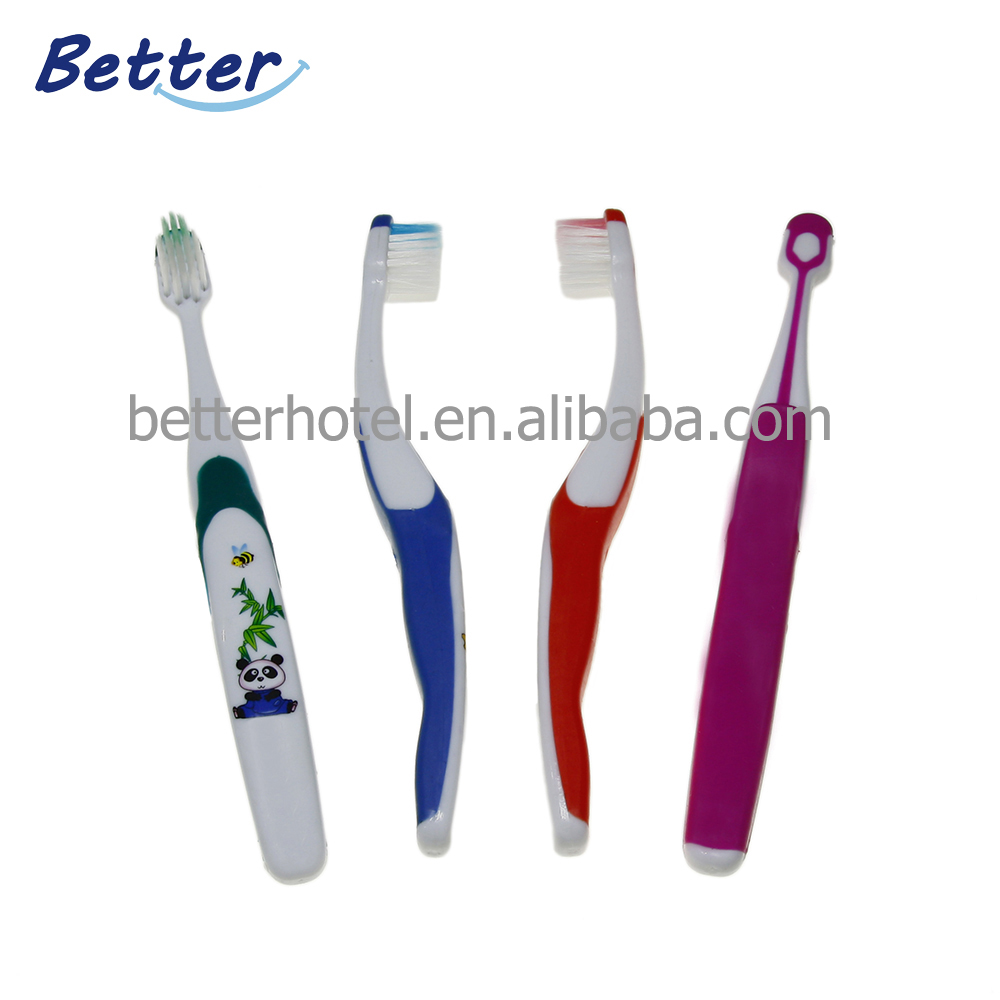 China supplier OEM daily use kids toothbrush Featured Image